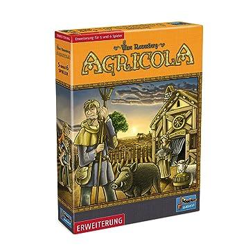 Lookout Games 22160086 Agricola Kennerspiel Erweiterung für 5-6 Spieler