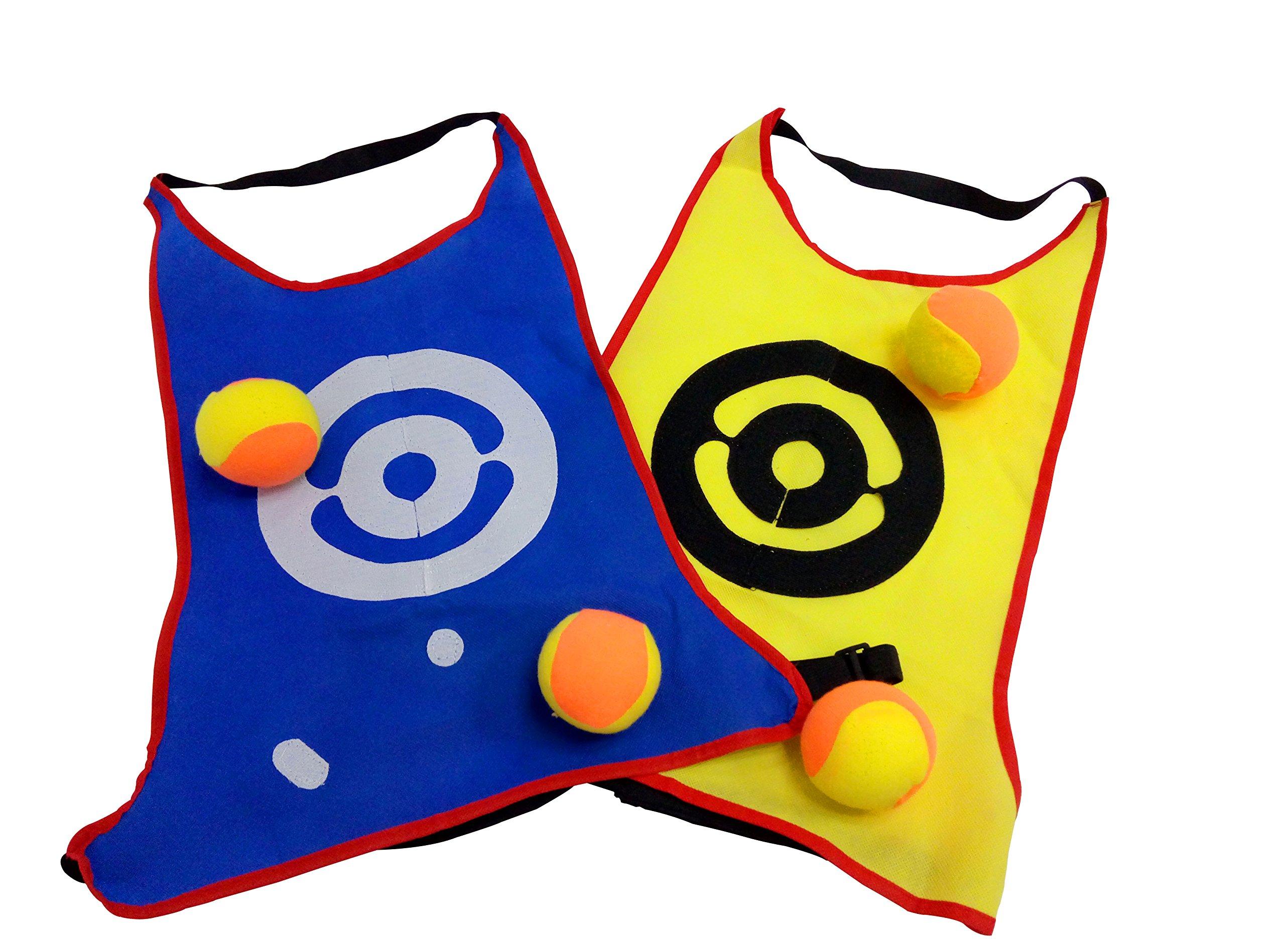 Heemika Active Dodgeball Vest Throwing Target Game Sports Vest