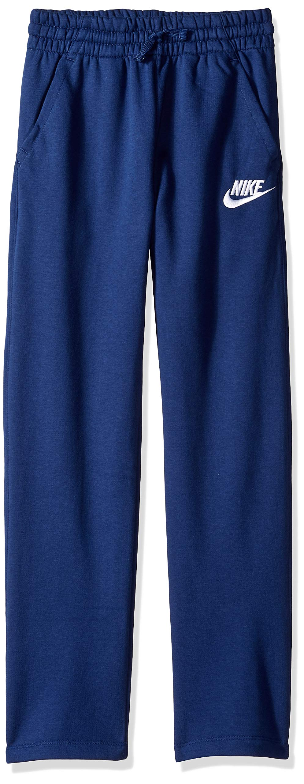 Nike Boys Sweatpants (NAVY, LARGE) by Nike