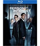 Person of Interest: The Complete Second Season [Blu-ray] [Import]