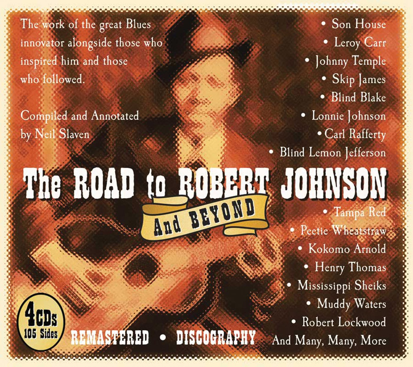 The Road To Robert Johnson by Unknown