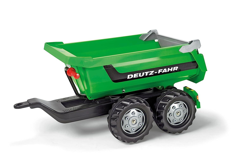 Deutz Kindertraktor Zubehör - Rolly Toys 122240 Halfpipe Deutz-Fahr