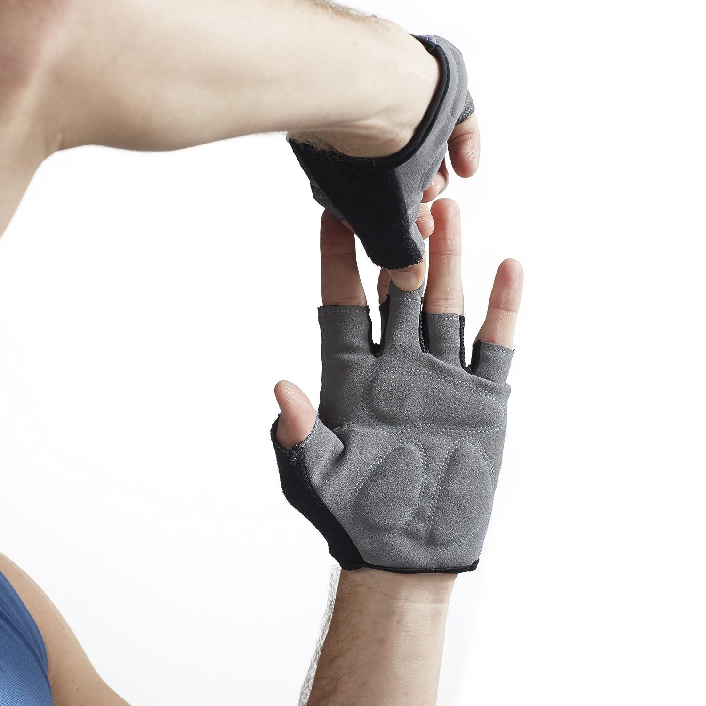 SPRI Fitness Gloves Medium//Large Gaiam 07-71389