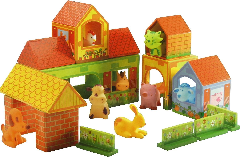 Djeco / Zanimoferme 22-Piece Farm Playset