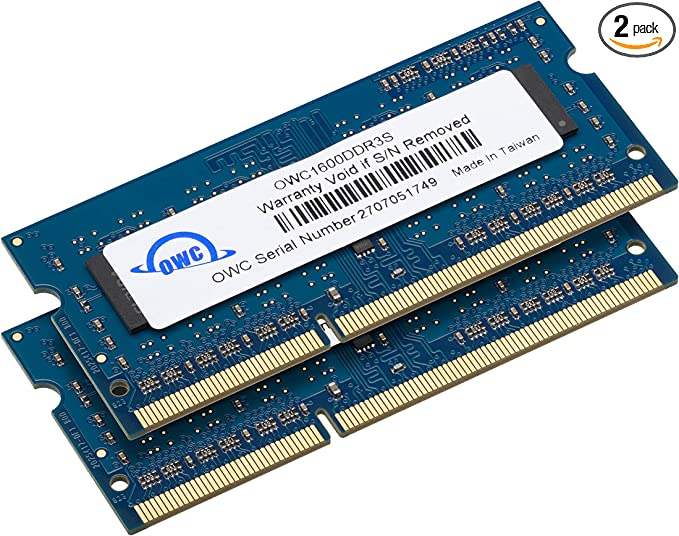 2 x 8GB A-Tech 16GB RAM for GIGABYTE P Series P55K DDR3 1600MHz SODIMM PC3-12800 204-Pin Non-ECC Memory Upgrade Kit