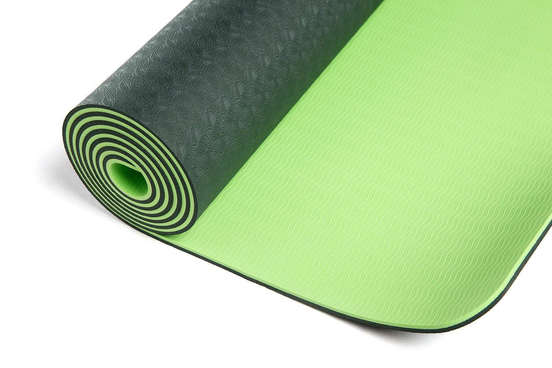 DynActive Yoga Mat 1/4