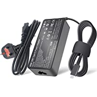 NATNO 65W USB C Laptop Charger Compatible with for Lenovo Chromebook 100e 300e 500e C330 S330 ThinkPad T480 T480s T580…