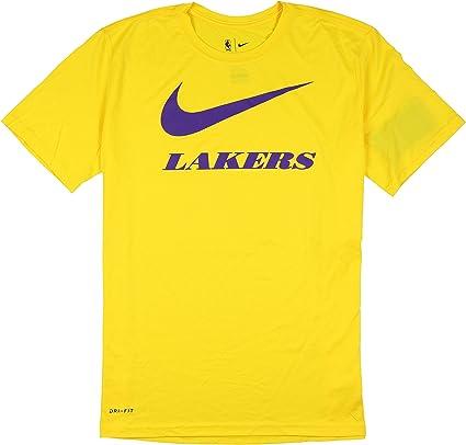 Nike Men's Los Angeles Lakers Swoosh