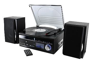Soundmaster MCD1700 sistema de audio doméstico: Amazon.es ...