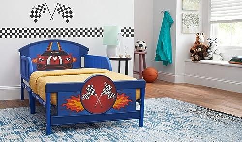 Ti Amo Race Car Toddler Bed