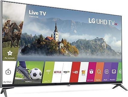 LG Electronics 4K Ultra HD Smart LED TV 3 vídeo Juego: Amazon.es ...
