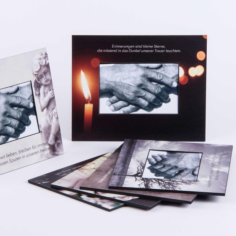 Amazon.de: Sooperframe Trauer - Fotorahmen/ Einschubrahmen für Fotos ...