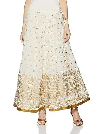 81113edd29 Amazon.com: Biba Women's Polyster Skirt: Clothing