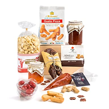 Piccante - The Spicy Italian Gourmet Food Gift - Free UK