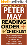 Peter May Reading Order and Checklist: The complete guide to the Lewis Trilogy, Enzo Files, and China series, plus all standalone books