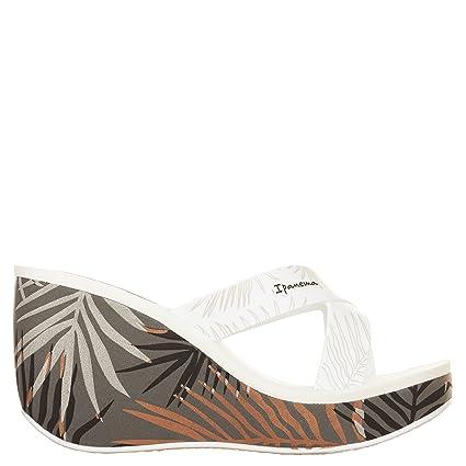 2859130b8 Ipanema Slipper Women black model 81934 Cruise III Wedge 8cm Plateau 3cm  Made in Brazil