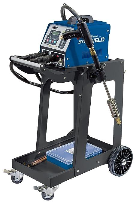 Draper ASW3100-10 74328 - Martillo deslizante con portabrocas para soldador 71106, color azul