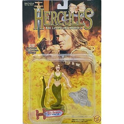 Hercules the Legendary Journeys She Demon Action Figure: Toys & Games