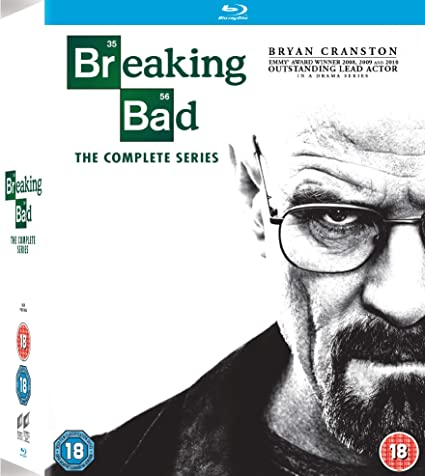 Breaking Bad - Season 01 / Breaking Bad - Season 02 / Breaking Bad - Season 03 / Breaking Bad - Season 04 / Breaking Bad - Season 05 / Breaking Bad - Final Season - Set Reino Unido Blu-ray: Amazon.es: Cine y Series TV