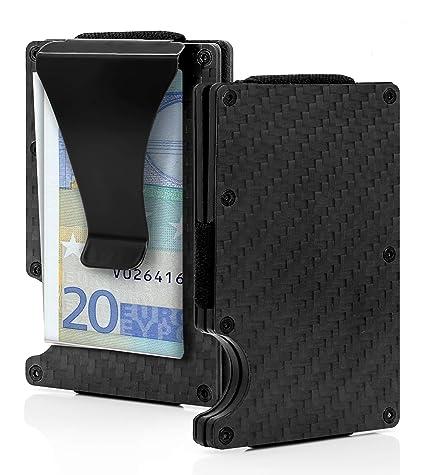 Kartenetui RFID Schutzhülle Etui Aluminium Wallet NEU/>10 Karten EC Kartenhülle