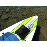 Paddle Board Accessories Mesh Top Zipper Bag For Stand Up Paddle Boards