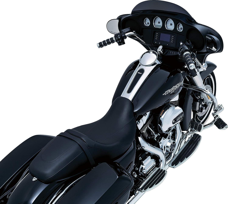 Kuryakyn 8027 Motorcycle Foot Control ISO Brake Pedal Pad for 1980-2019 Harley-Davidson FL Motorcycles Chrome