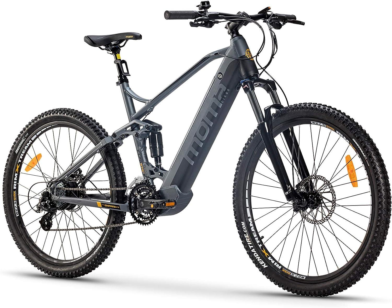 Moma Bikes Bicicleta Eléctrica E-MTB 27.5