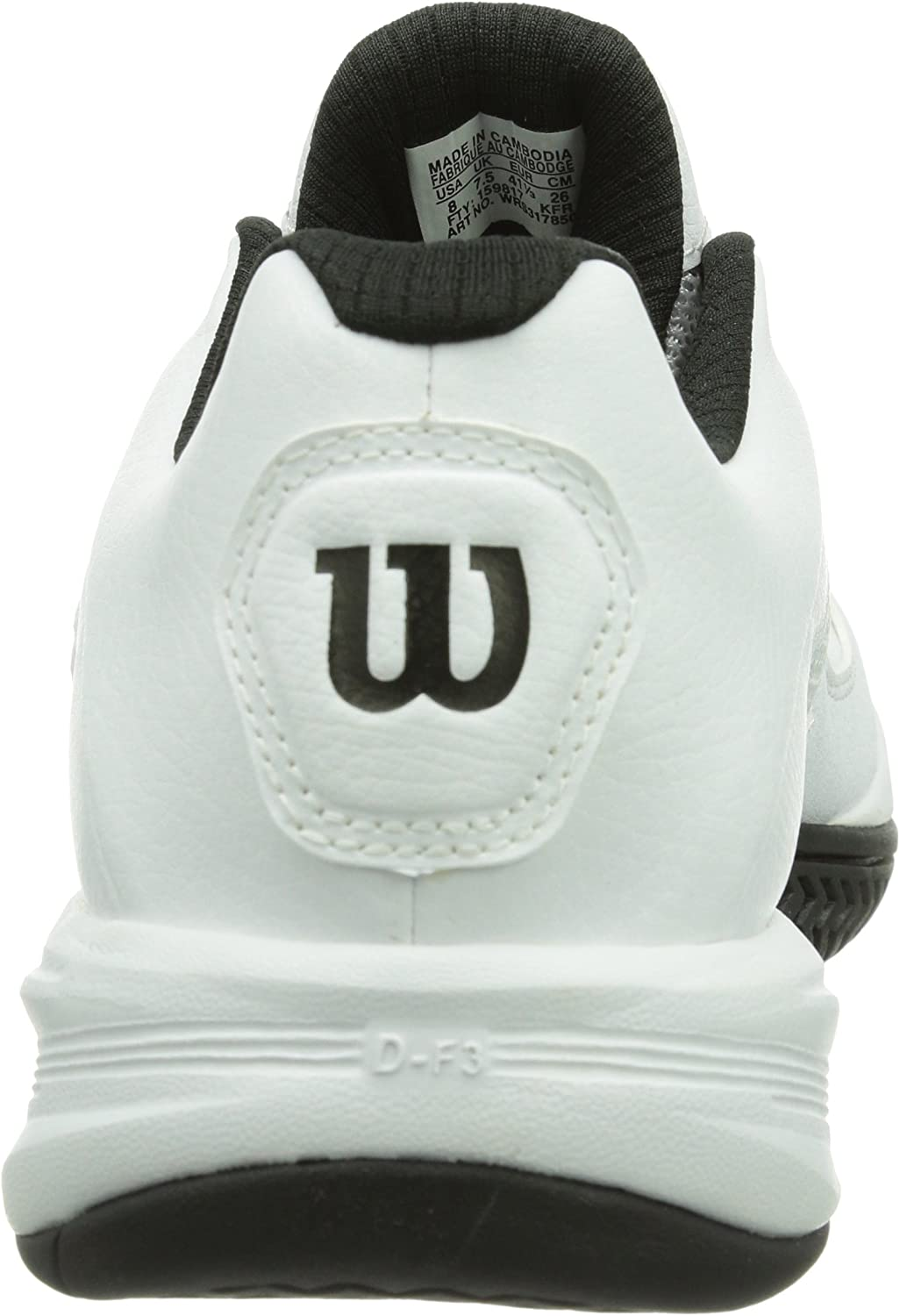Amazon.com | Wilson Mens Tennis Shoes | Shoes