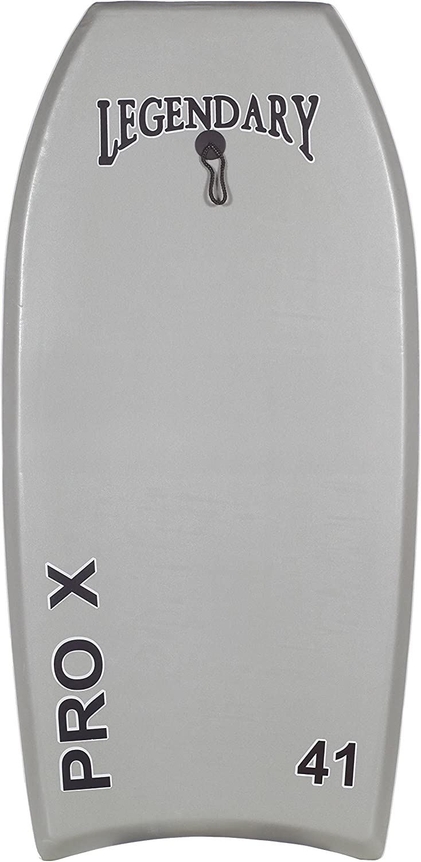 GYN Trade Heat Sealed Legendary Pro X Bodyboard Hard Slick Printed