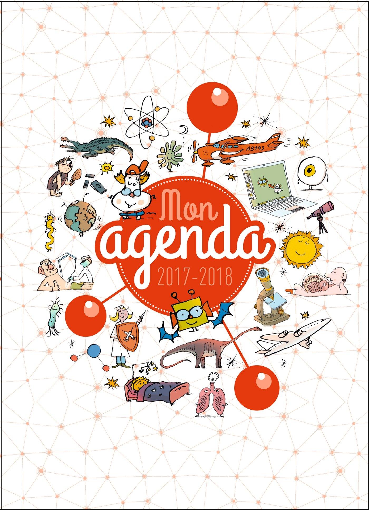 Agenda Scolaire 2017 2018: agenda scolaire 17 18 ...