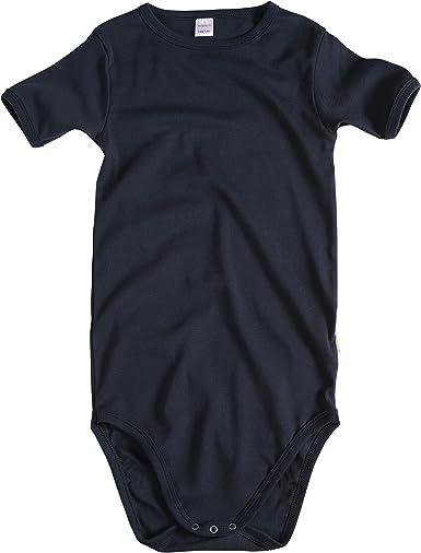 wellyou Body /à manches courtes pour enfants sp/éciaux Body pour enfants en grandes tailles pour gar/çons et filles Turquoise Taille 140-182