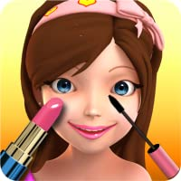 Princess 3D Salon - Girl Star (Free)