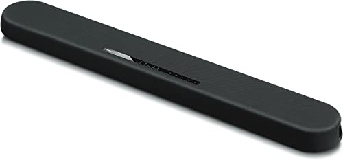 Yamaha YAS-108 Sound Bar with Built-in Subwoofers Bluetooth