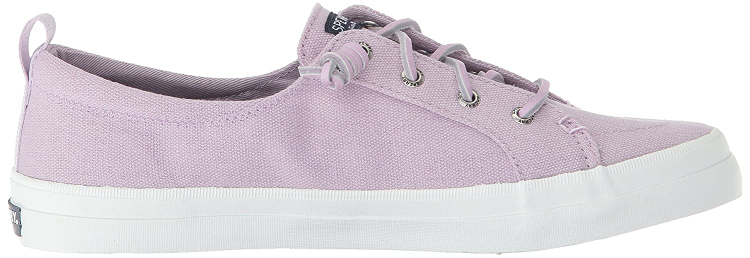 Crest Vibe Linen Sneaker B077P5JK7L 10 B(M) US|Light Purple