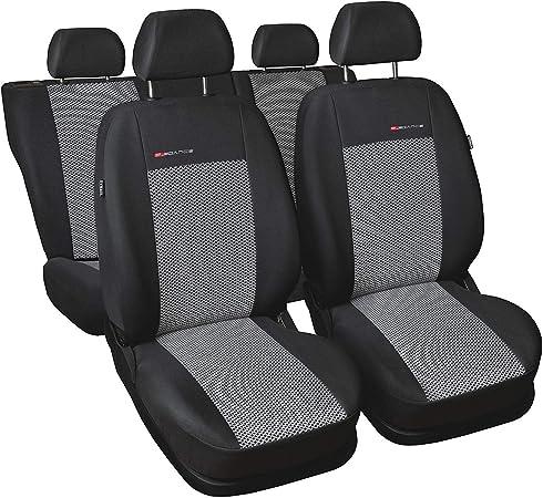 Gsc Sitzbezüge Maßgefertigt Kompatibel Mit Ford S Max 5 Sitzer 06 Auto