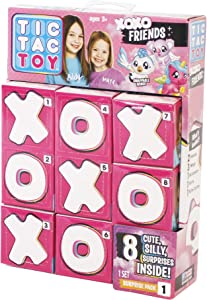 Blip Toys Tic Tac Toy XOXO Friends Multi Pack Surprise - Pack 1 of 12