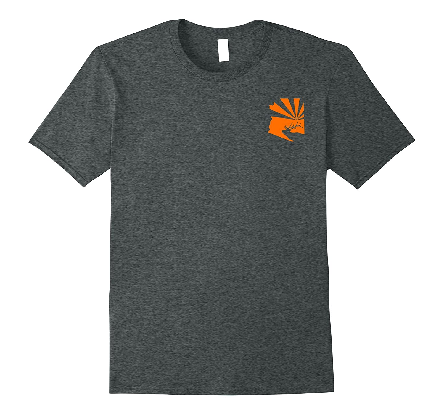 Arizona Elk Never Stop Shirt-FL