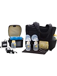Medela Pump in Style Advanced with On the Go Tote, Double Electric Breast Pump, Nursing Breastfeeding Supplement...