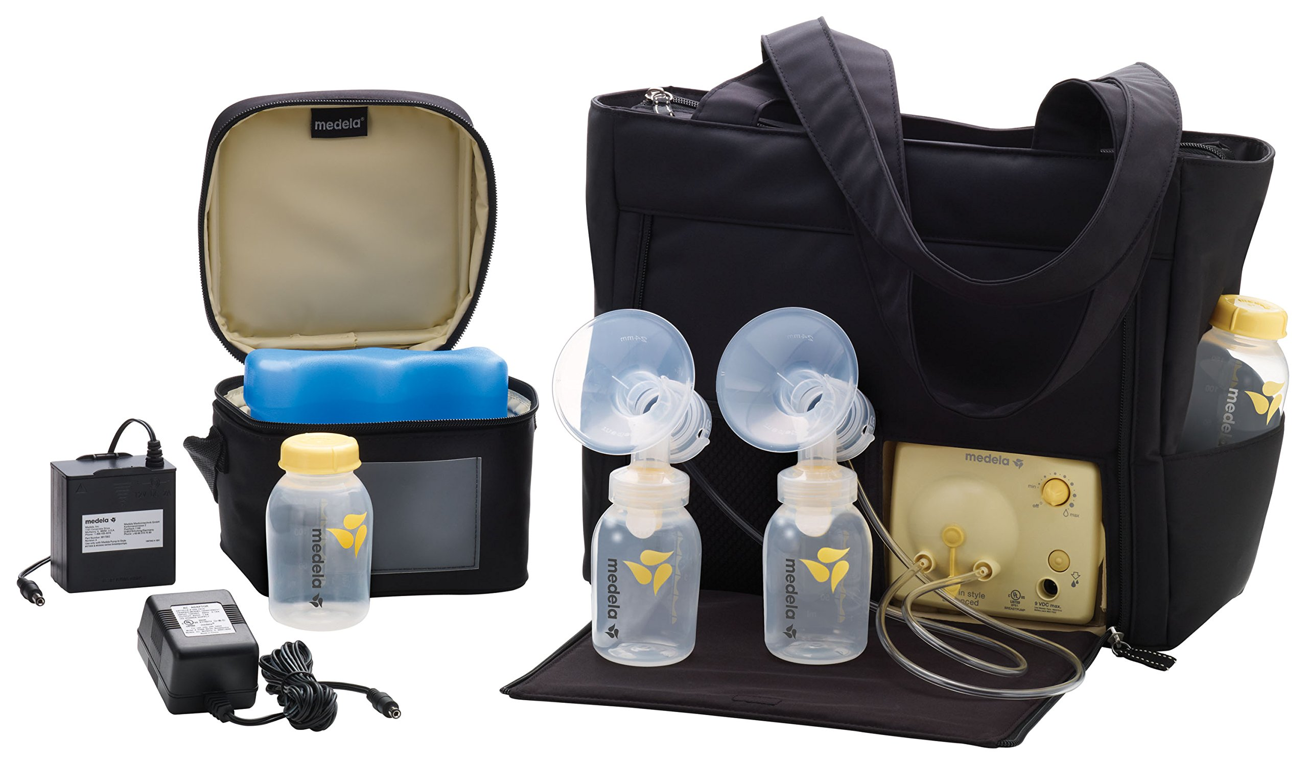 Amazon Com Medela Pump In Style Advanced With On The Go Tote