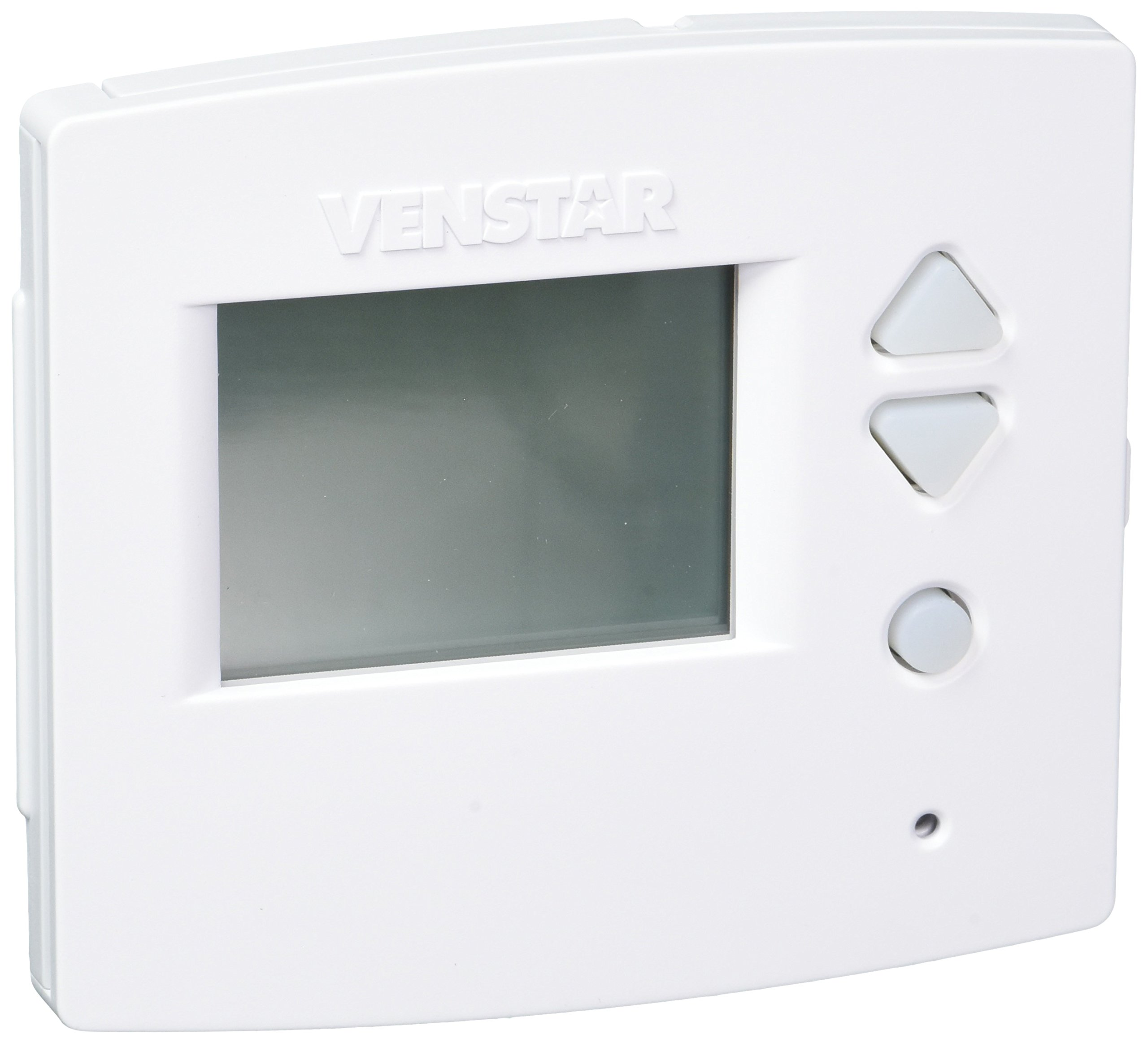 Venstar T3700 Residential Voyager Wifi Ready Thermostat - Works W/ Alexa When Wifi Module Installed