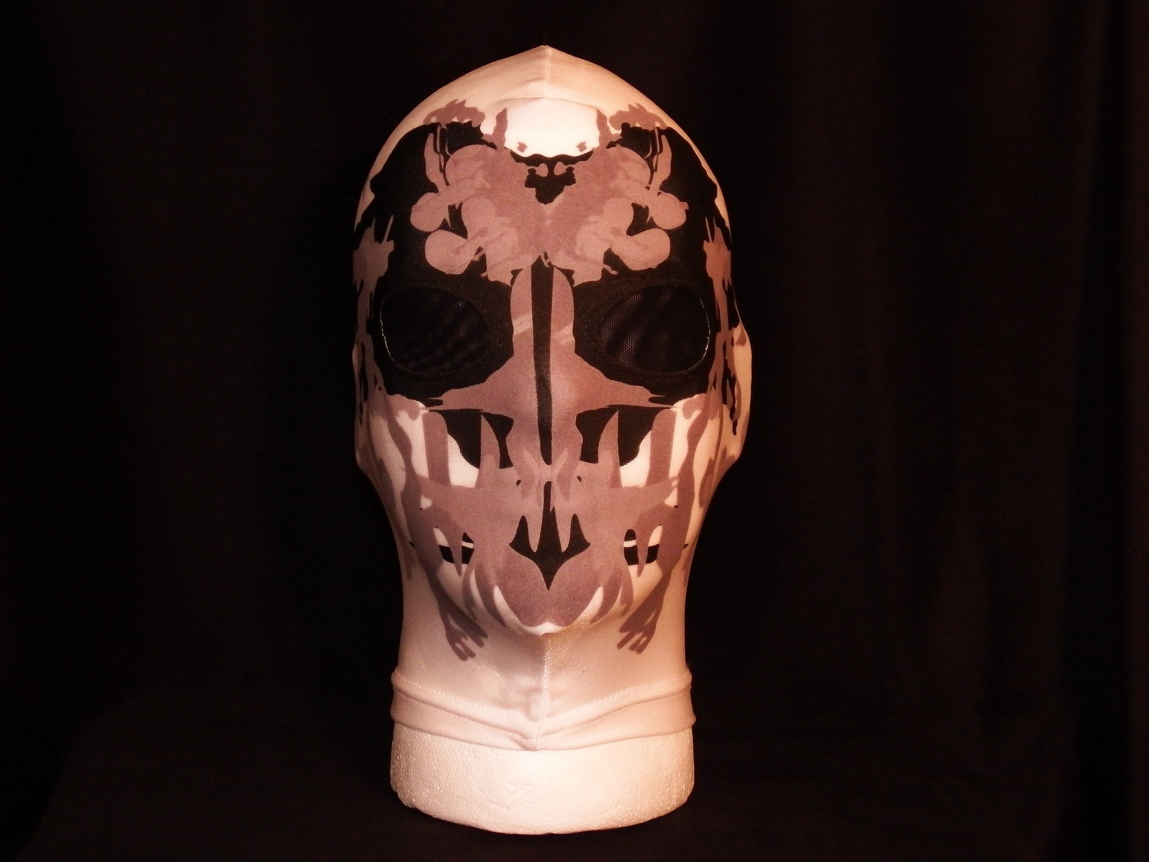 Moving Inkblot Mask - Heat Activated