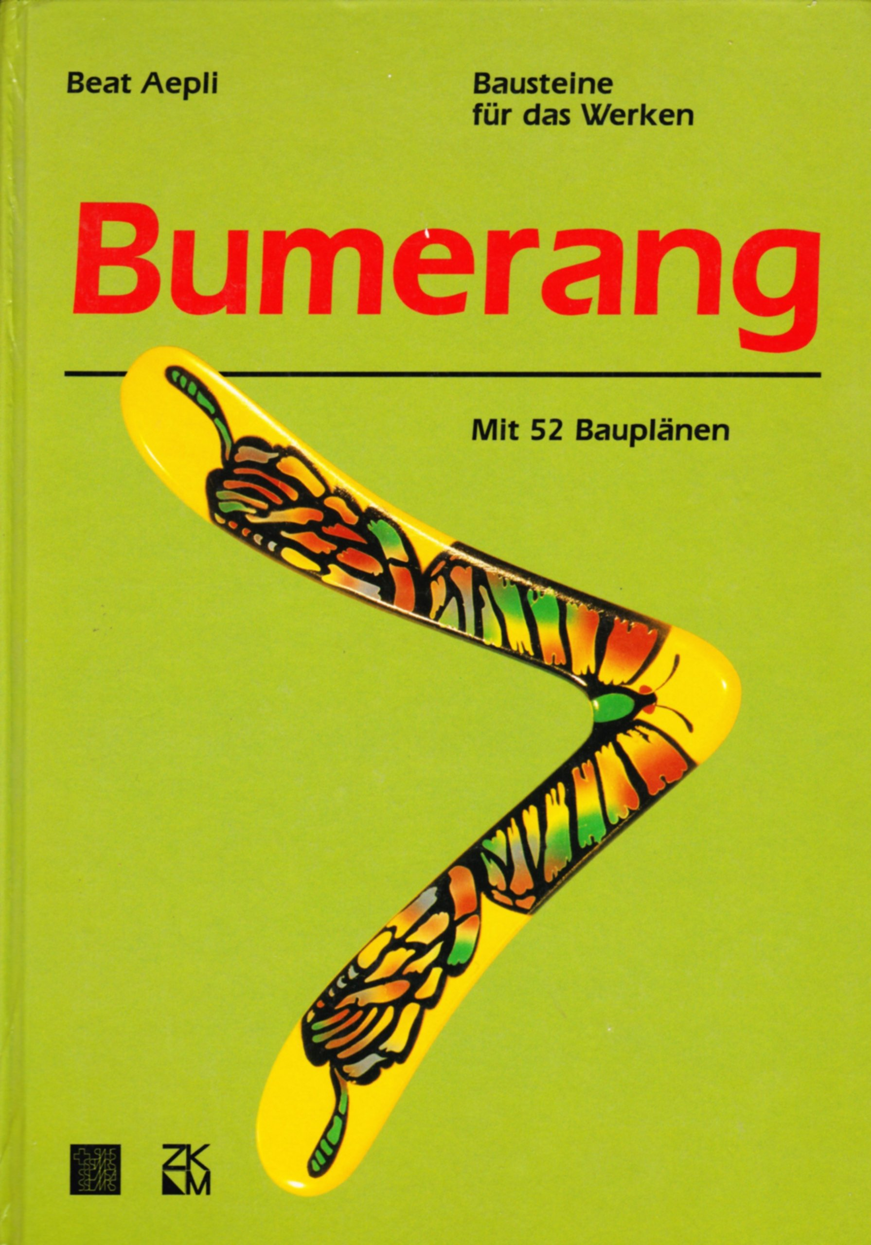 Bumerang: Amazon.de: Beat Aepli: Bücher