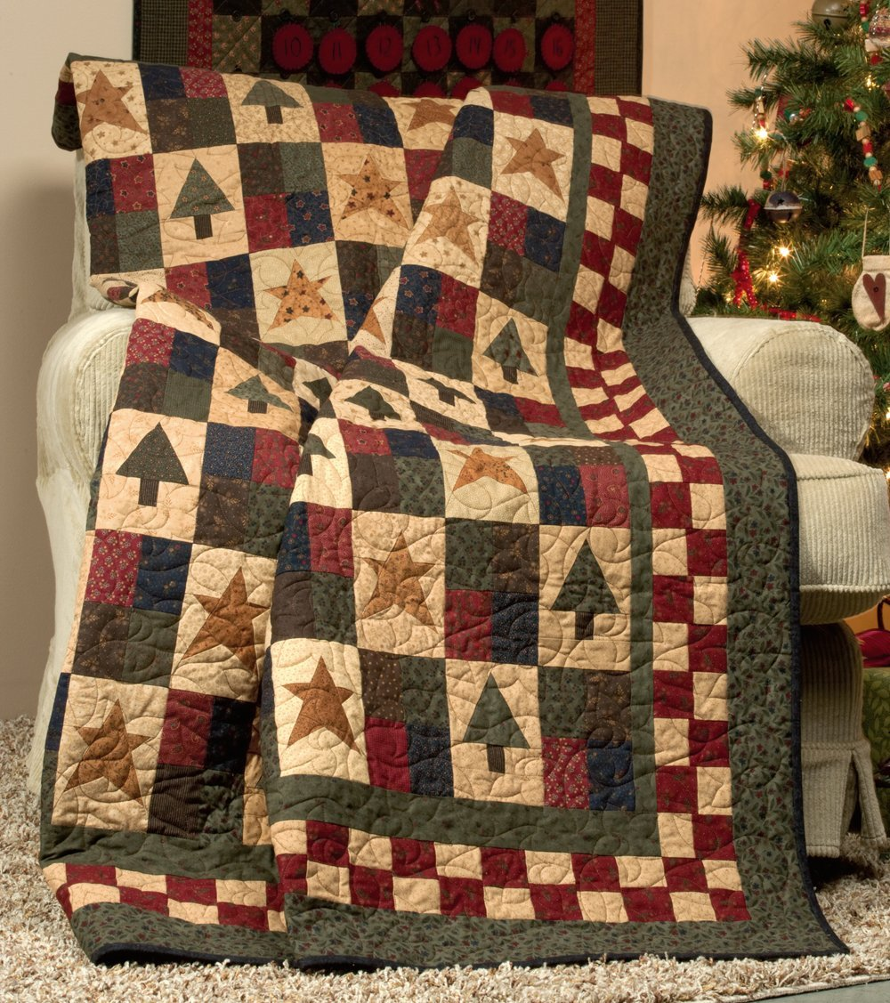 Christmas Quilt Patterns For Beginners Quilt Pattern