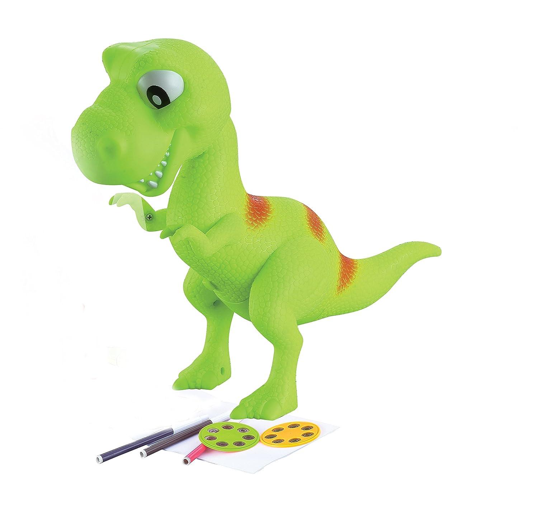 Amazon.com: Lightahead 2 in 1 Dinosaur Projector Set Drawing and ...