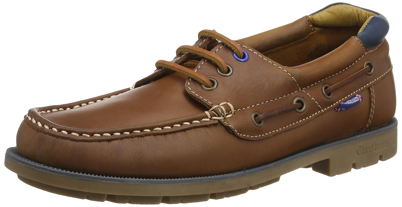 Chatham Russell, Zapatos de Cordones Derby para Hombre 46 EU Marrón (Tan)