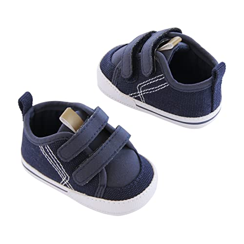 cf9f64cbd008 Amazon.com  Carter s Baby Boy Soft Sole Sneaker