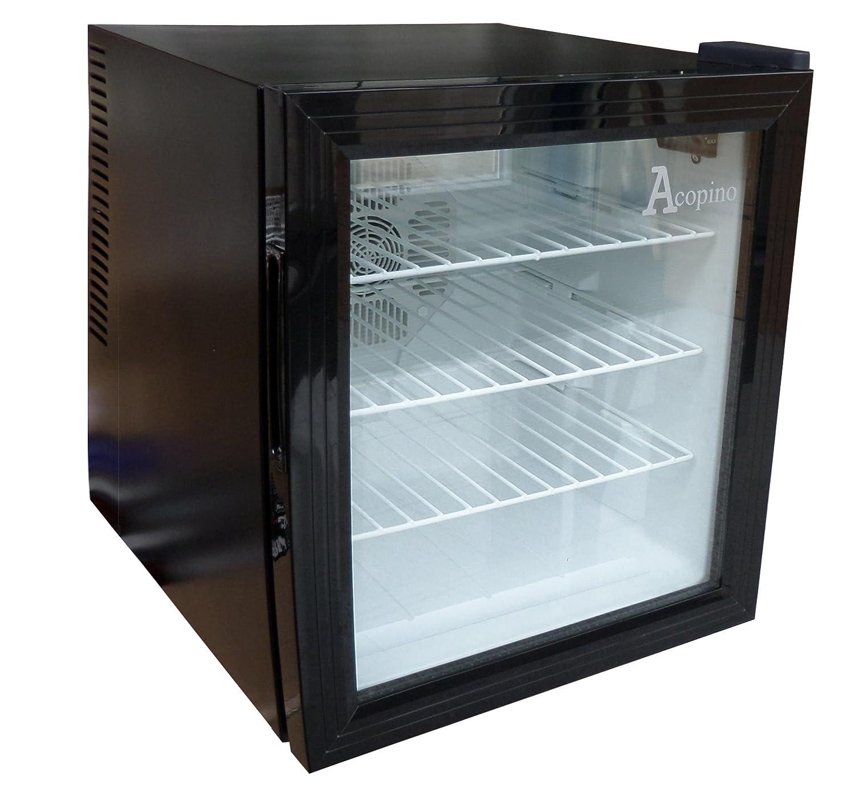 Acopino BC48 Minikühlschrank, Thermoelek. Kühlschrank in schwarz ...