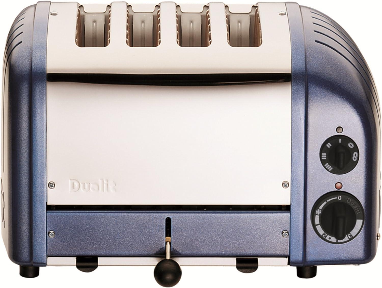 Dualit 47159 NewGen Toaster, Lavender Blue