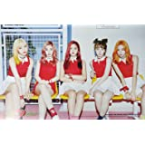 RED VELVET - Russian Roulette (3rd Mini Album) OFFICIAL POSTER with Tube Case 36.2 x 24 inches