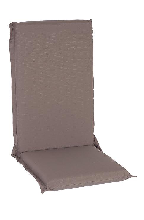 Beo P104 Barcelona HL - Cojín para sillas de Exterior, Gris ...